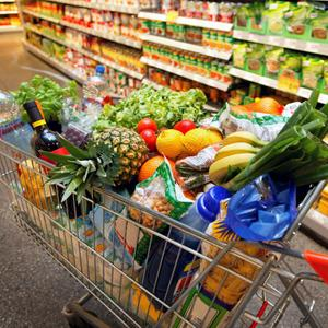 Магазины продуктов Яшкули